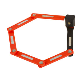 ABUS uGrip Bordo 5700 Bike Lock orange